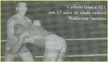 The Legend of Carlson Gracie