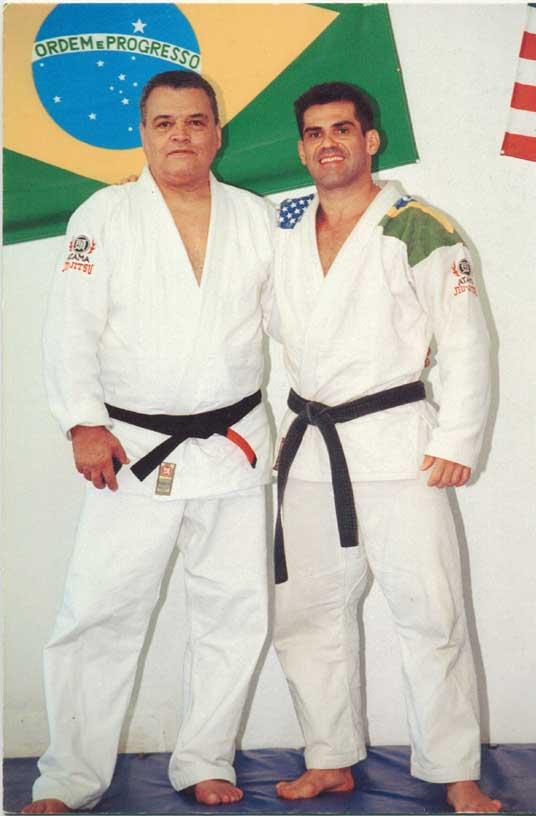 Carlson Gracie & Franco De Carmargo