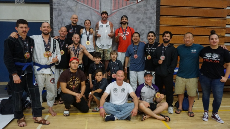 Grappling X So Cal Championship 2019