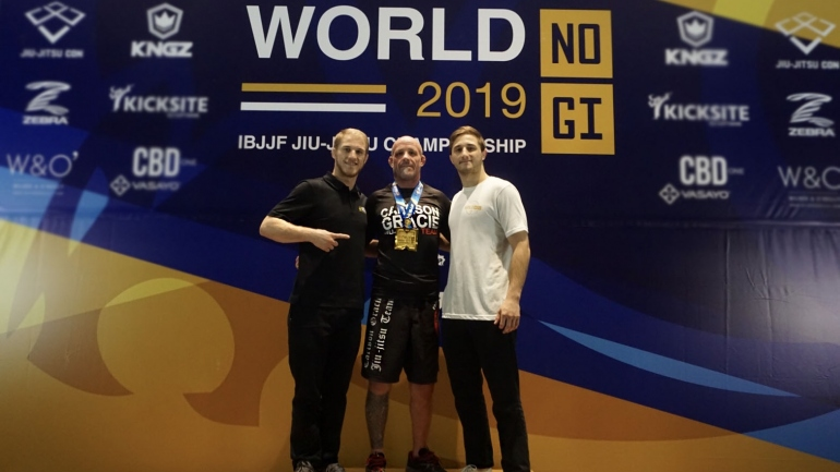 IBJJF World NoGi 2019
