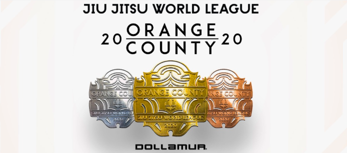 Jiu-Jitsu World League Orange County 2020 Results